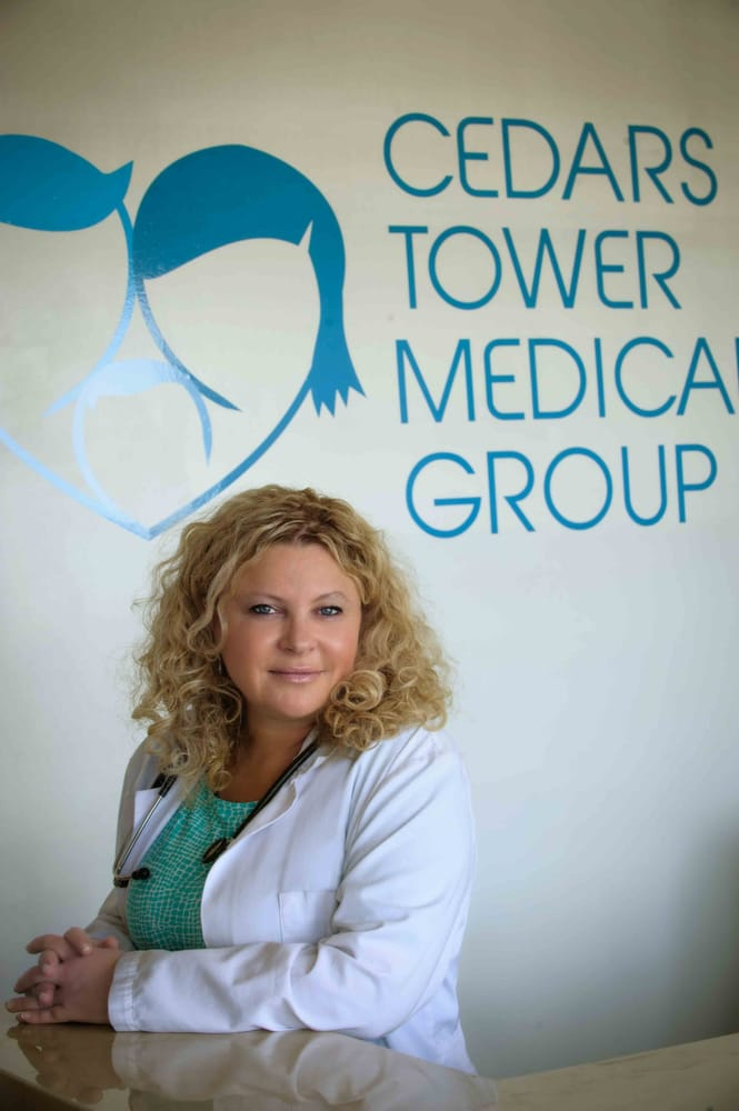 Alina Kievsky, NP - Cedars Tower Medical Group (Los Angeles, CA) - #0