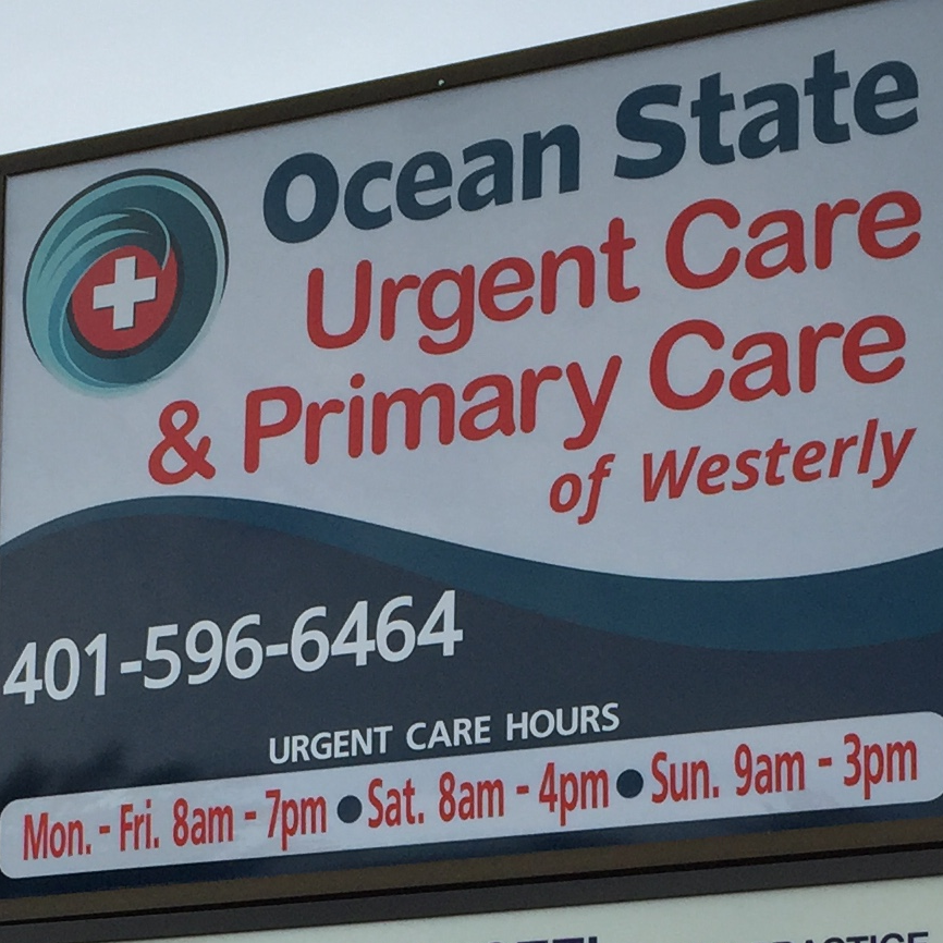 Photo for Ocean State Urgent Care , Westerly, (Westerly, RI)