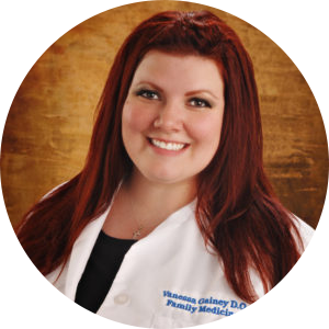 Dr. Vanessa Gainey, DO - Family Physician