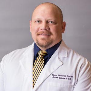 Dr. Steven Babcock, DO - Family Physician