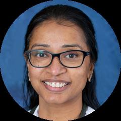 Dr. Lavanya Srinivasan, MD - Pulmonologist