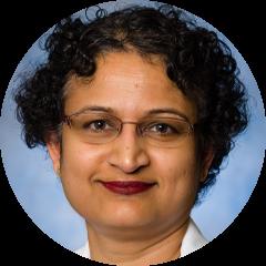Dr. Mathangi Sekharan, MD - Internist
