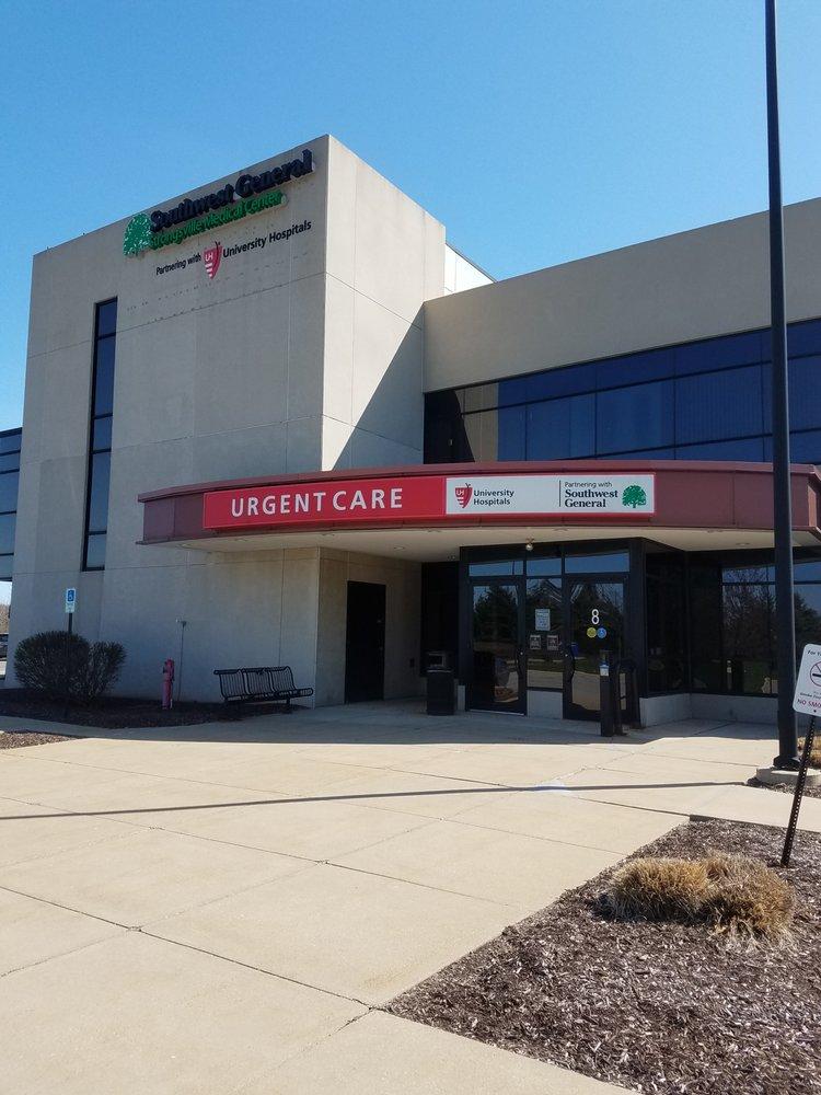 University Hospitals Urgent Care Partnering with Southwest