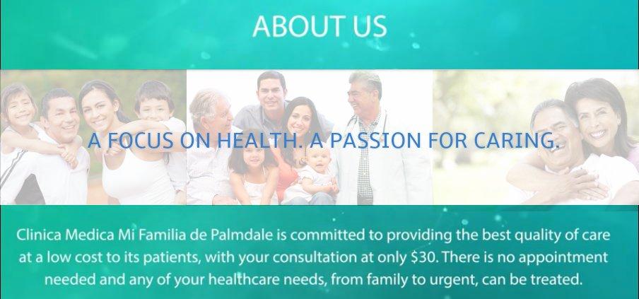 Clinica Mi Pueblo - Urgent Care Solv in Palmdale, CA