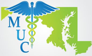 Maryland Urgent Care Logo