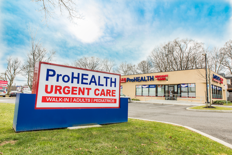 ProHEALTH Urgent Care - Huntington Station - Urgent Care Solv in Huntington Station, NY