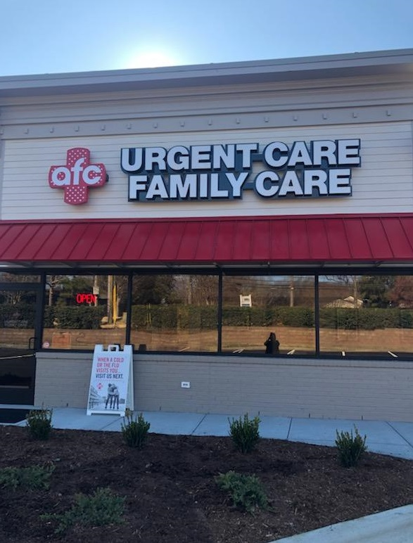Afc Urgent Care South Charlotte Book Online Urgent Care In Charlotte Nc 28210 Solv