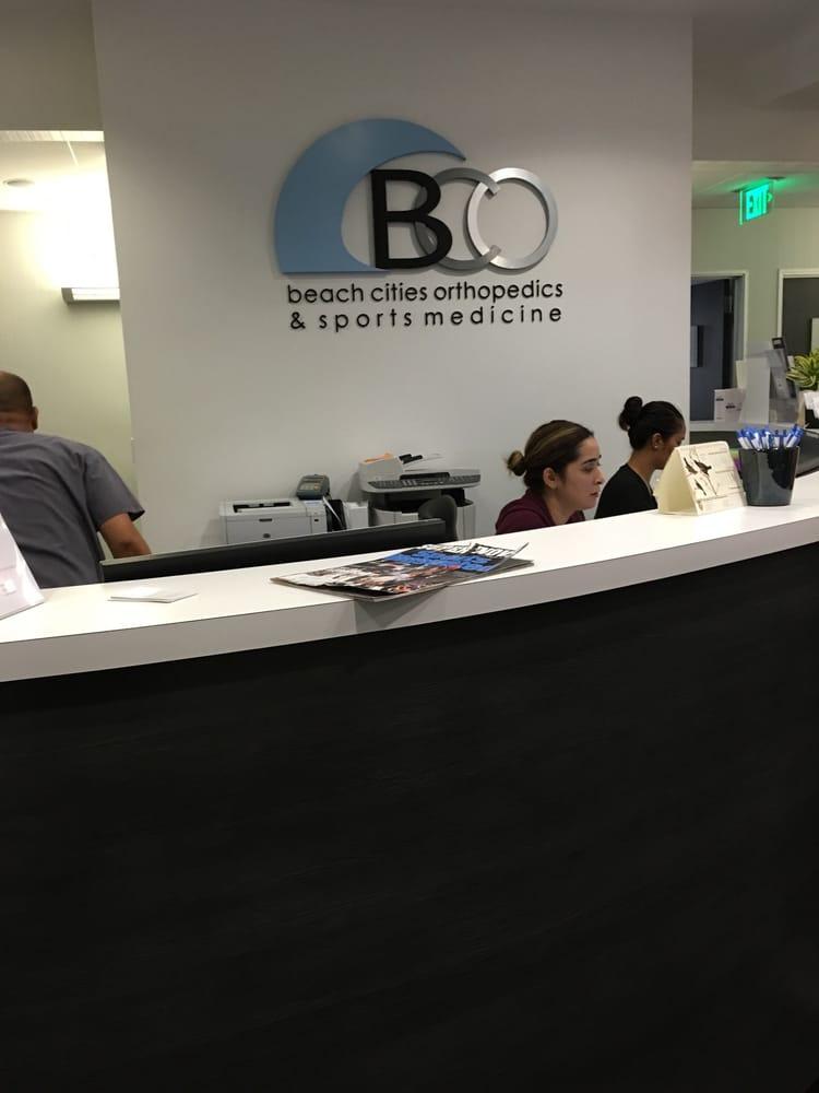 Beach Cities Orthopedics & Sports Medicine - Urgent Care Solv in Manhattan Beach, CA