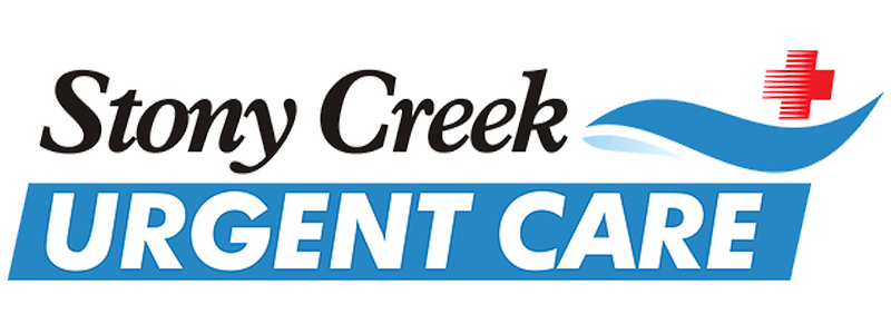 Stony Creek Urgent Care - Orange Logo