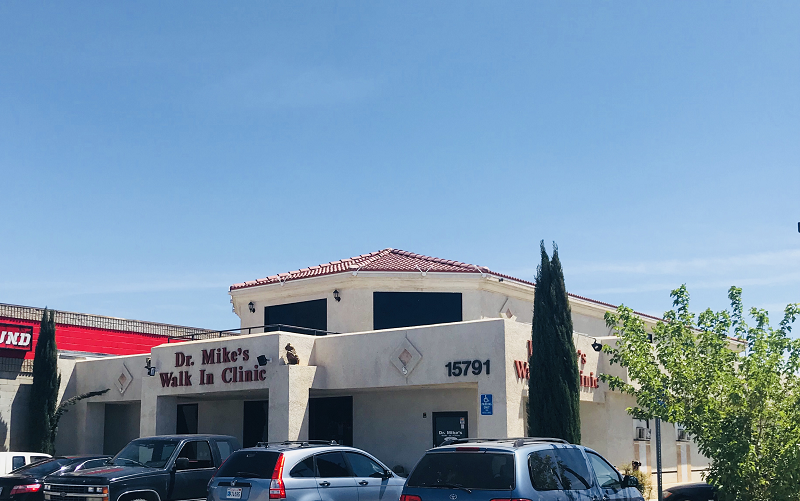 Dr. Mike's Walk In Clinic - Hesperia - Urgent Care Solv in Hesperia, CA