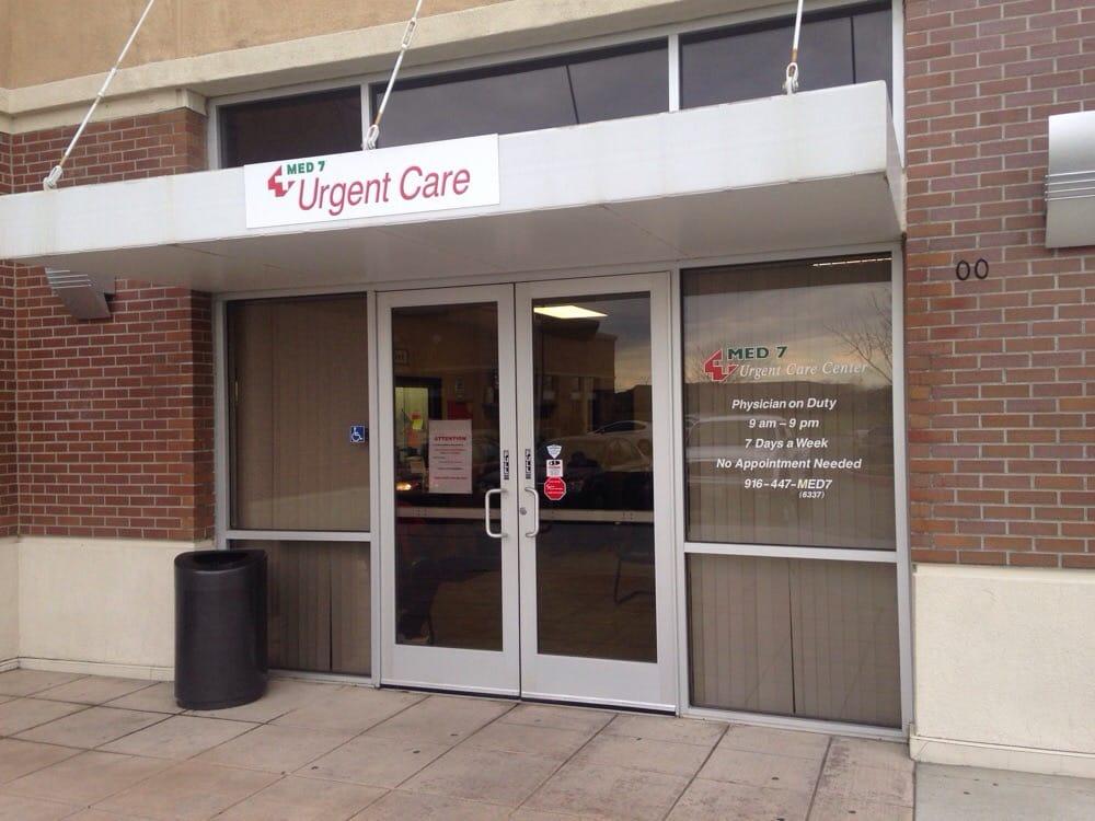 Med 7 Urgent Care - Urgent Care Solv in Sacramento, CA
