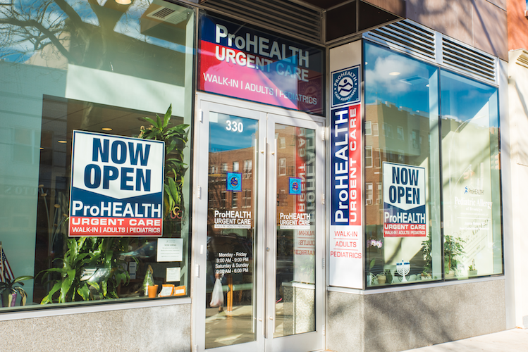 ProHEALTH Urgent Care - Carroll Gardens - Urgent Care Solv in Brooklyn, NY