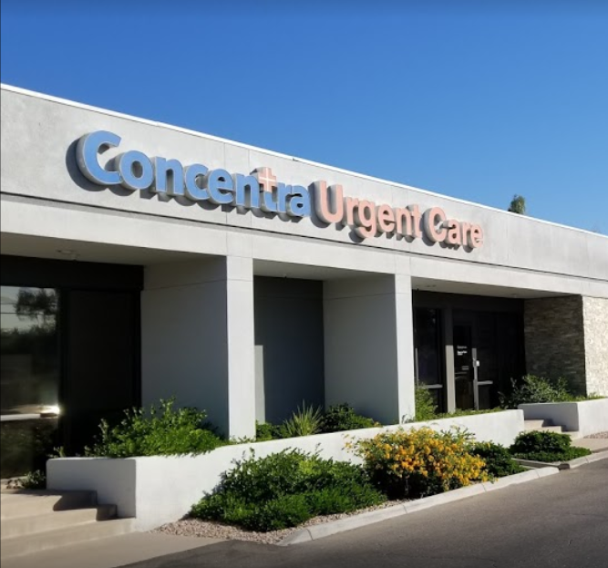 Concentra Urgent Care (Tempe, AZ) - #0
