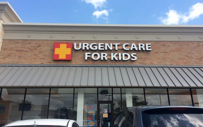 Urgent Care for Kids and Families (Cedar Park, TX) - #0