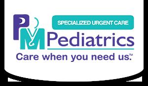 PM Pediatrics - Turnersville Logo