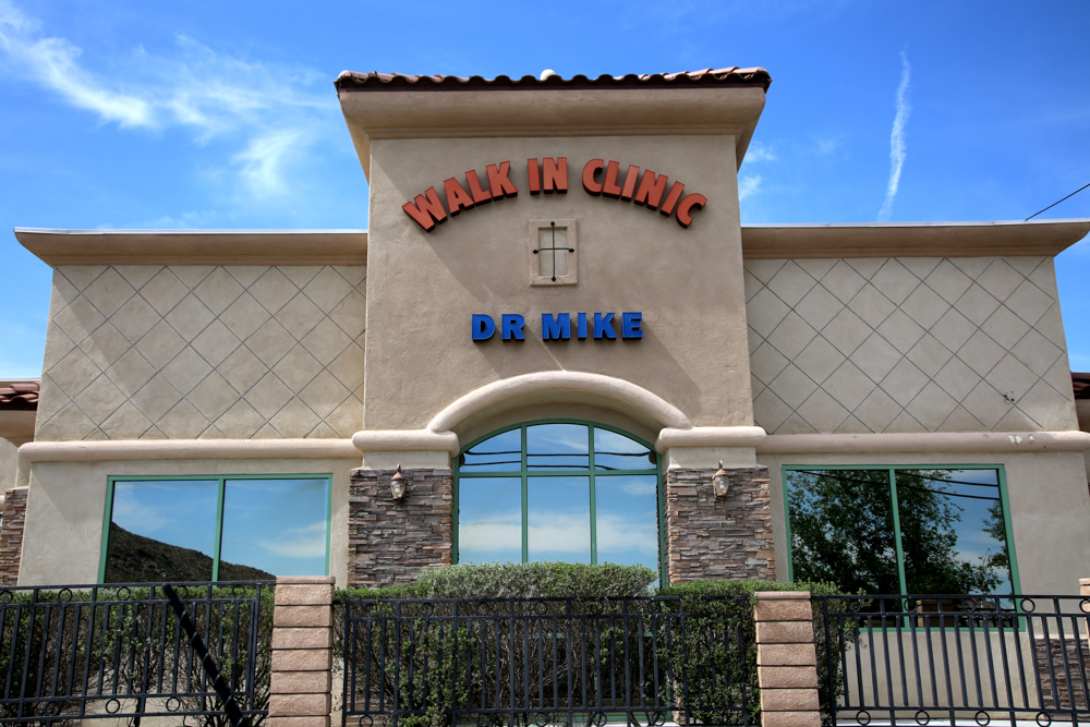 Dr. Mike's Walk In Clinic - Victorville - Urgent Care Solv in Victorville, CA