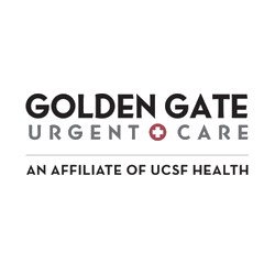 Golden Gate Urgent Care - Lombard Logo