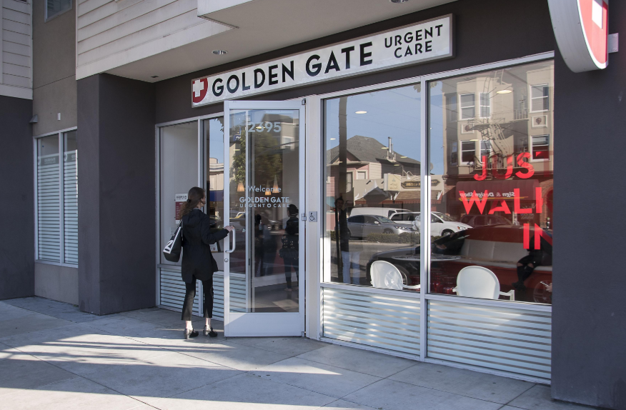 Photo for Golden Gate Urgent Care , Lombard, (San Francisco, CA)